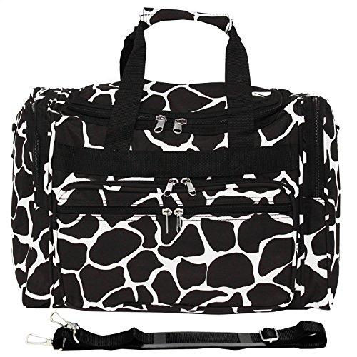 Giraffe Duffle Bag - 8