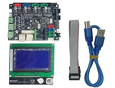 3D Printer Parts Motherboard MKS Robin Lite MKS Robin Lite V1.0 32 ...