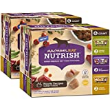 Rachael Ray Nutrish Natural Wet Dog Food, Beef Stroganwoof, Grain Free, 8 Oz. Tub (Pack Of 8)
