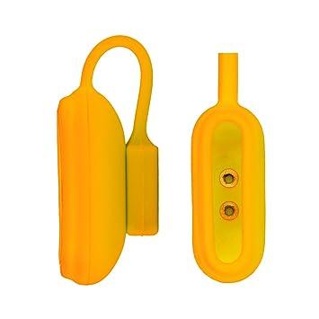MiPhee - Soporte de Silicona para Go-tcha, Color Naranja ...