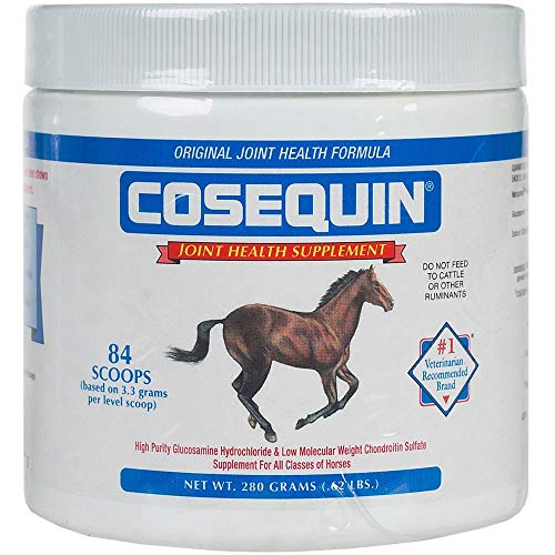 Nutramax Laboratories Cosequin Equine Powder Concentrate (280 gm)