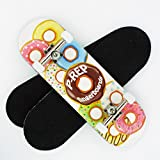 Peoples Republic P-Rep DohNuts 30mm Graphic Complete Wooden Fingerboard w CNC Lathed Bearing Wheels …