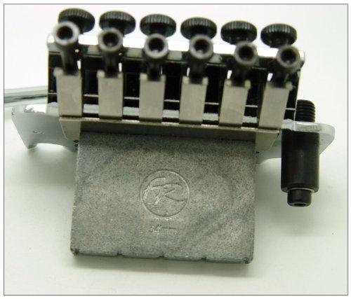 Genuine Floyd Rose Ii Special Tremolo System Bridge/arm/studs/springs Chrome New