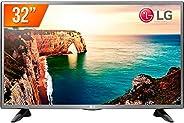 """TV LED 32"""" LG 32LT330HBSB, 2 HDMI, 1 USB, Pro Conversor Di"""