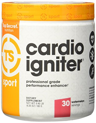 Top Secret Nutrition Cardio Igniter (30 serve) Watermelon