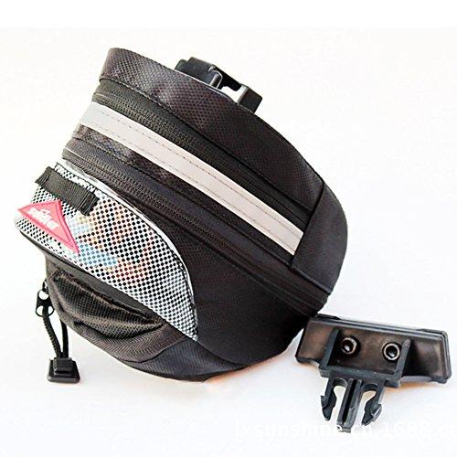 Fahrrad Gepäckträgertasche Gepäcktasche Fahrradtasche Satteltasche Tasche Bag