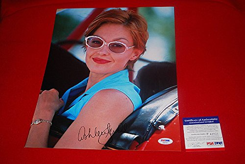 Autographed Ashley Judd Sexy Actress Signed PSA/DNA 11x14...