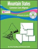img - for The Mountain States U.S. Regions Unit + Audio book / textbook / text book