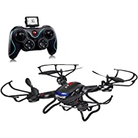Quartly DifeidaF181C 6-Axis Gyro RC 2.0MPHD Camera Quadcopter RTF Flying Toys Helicopter
