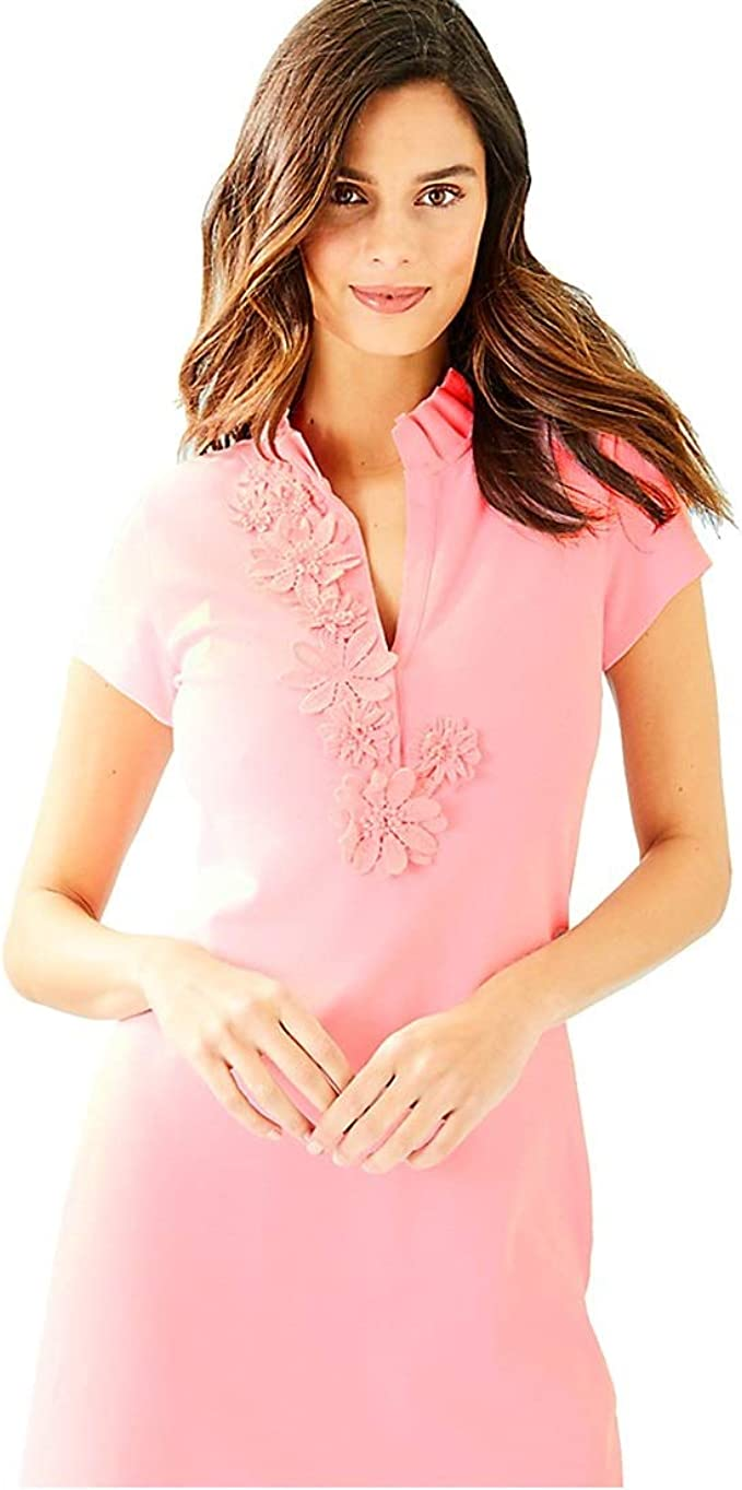 Lilly Pulitzer Clary Vestido Polo para Mujer - Rosa - Large ...