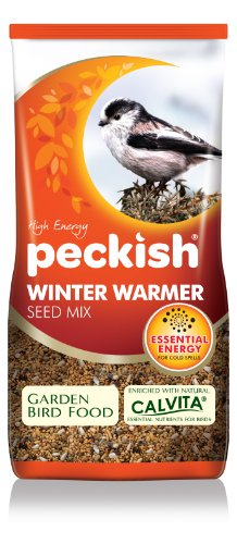 Peckish 2Kg Winter Warmer Bird Seed Mix