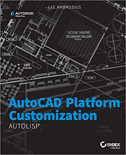 Amazon com: AutoCAD Platform Customization: AutoLISP (9781118798812