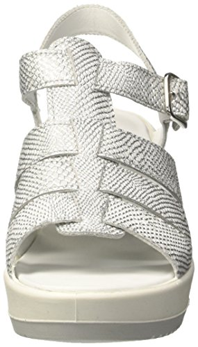 Sandalen Silber 11 IGI 11778 Argento Damen amp;Co Dsc Peeptoe B8BwxYzXq