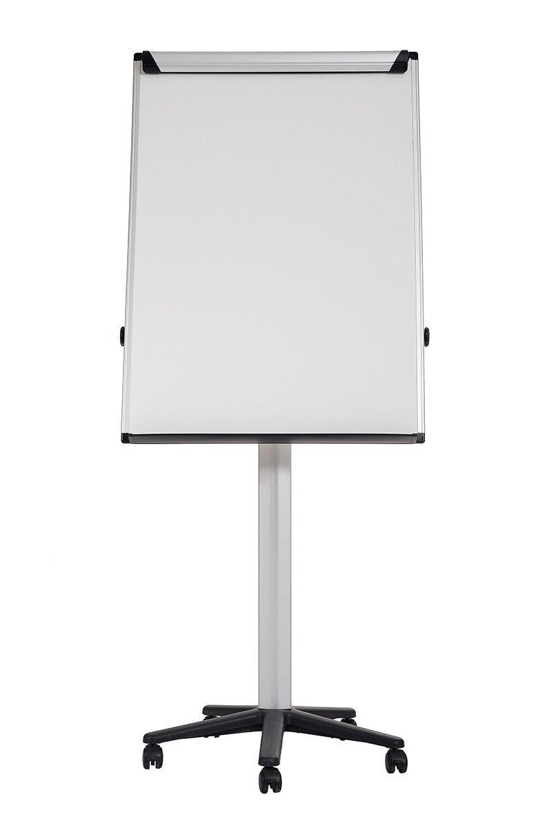 Bi-Office Lavagna Portablocco Earth, Cavalletto Portatile Ecologico, Superficie Cancellabile a Secco Magnetica, 700 x 1000 mm (Euro) Bi-Silque EA4806995