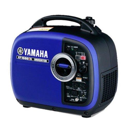ヤマハ 防音型インバーター発電機 EF1600iS