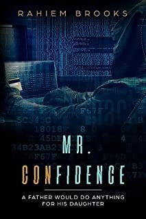 Book Cover: Mr. Confidence