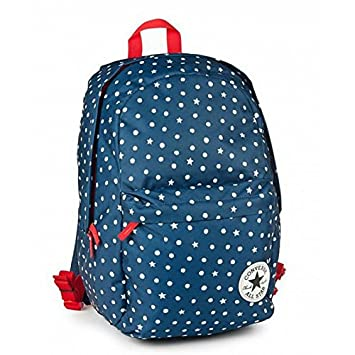 New Converse All Star Backpack School Bag Rucksack Blue Star  Amazon.co.uk   Luggage b57d7abd7d