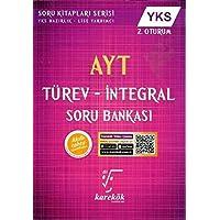 Karekök YKS AYT Türev İntegral Soru Bankası 2. Oturum-YENİ