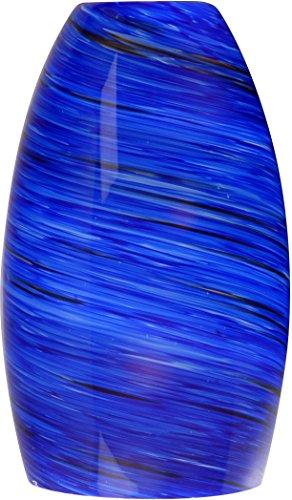 Circular Glass Pendant Light - 6