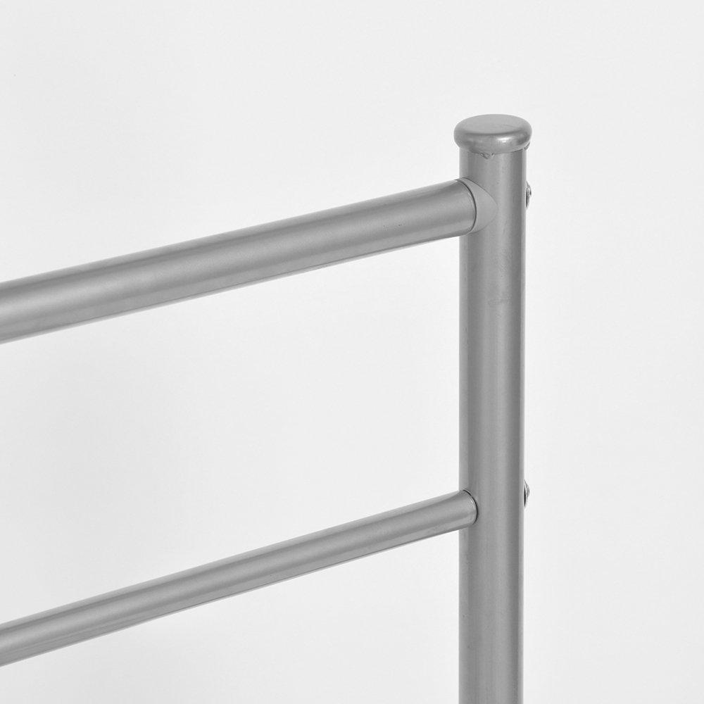 Gemütlich Metall Bettge Twin Zeitgenössisch - Benutzerdefinierte ...
