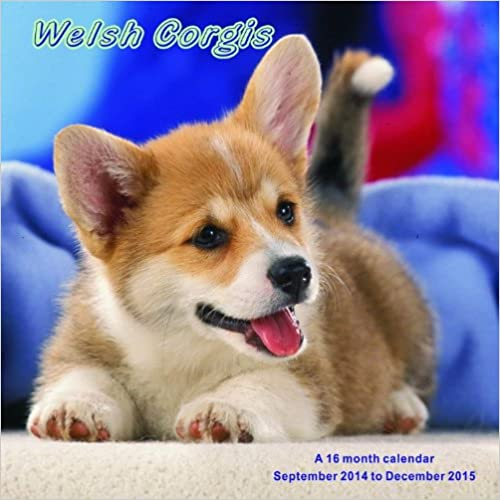 Descargar libros de Android gratis Welsh Corgis Calendar - 2015 Wall calendars - Dog Calendars - Monthly Wall Calendar by Magnum PDF