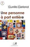 Image de Une personne à part entière (French Edition)
