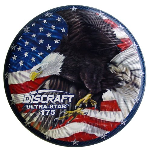 Discraft 175 gram Super Color Ultra-Star Disc, Eagle
