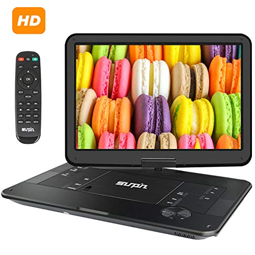 SUNPIN Portable DVD Player 17.9