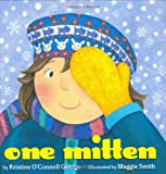 One Mitten, Kristine O'Connell George, 0618117563