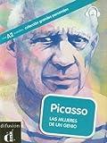 """""""Picasso, las mujeres de un genio. Libro+CD. Nivel A2 (Spanish Edition)"""" av Laura Corpa"""