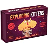 Exploding Kittens Party Pack Game - Play Exploding Kittens with up to 10 Players!