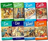Enid Blyton Adventure Series Set Collection 8 Books By Enid Blyton