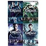 Grimm season 1-4, one, two, three, four, DVD