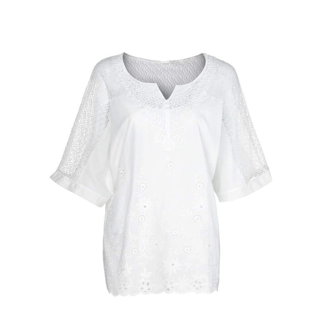 【希少!!】 AMOFINY- ホワイト Women's Tops SHIRT レディース レディース B07G8ZWVV8 Medium ホワイト ホワイト AMOFINY- Medium, 岩佐専門店フォーマルバッグIWASA:d5c56908 --- mcrisartesanato.com.br