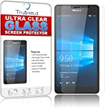 (US) Microsoft Lumia 950 Screen Protector - Tempered Glass Screen Protector - by TruShield