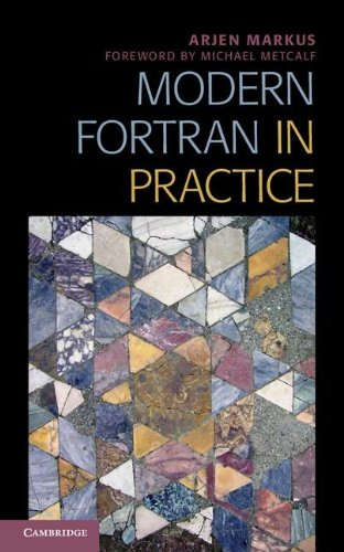 Modern Fortran in Practice by Cambridge University Press
