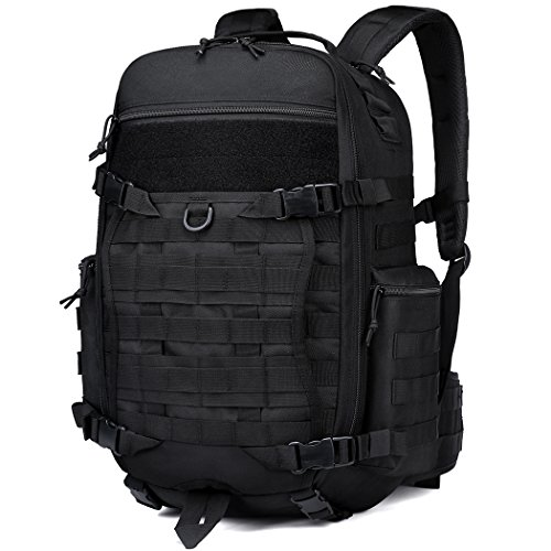 Mardingtop Military Backpack Tactical Molle Backpack Bug Out Bag Rucksack for School Shotting Hunting Camping Hiking Trekking