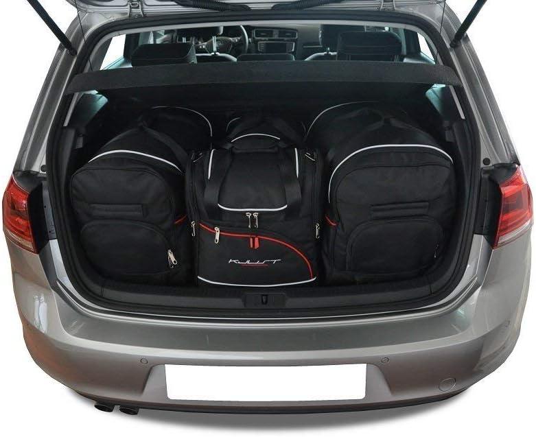 Kjust Dedizierte Reisetaschen 4 Stk Kompatibel Mit Vw Golf Sportsvan Vii 2013 Auto