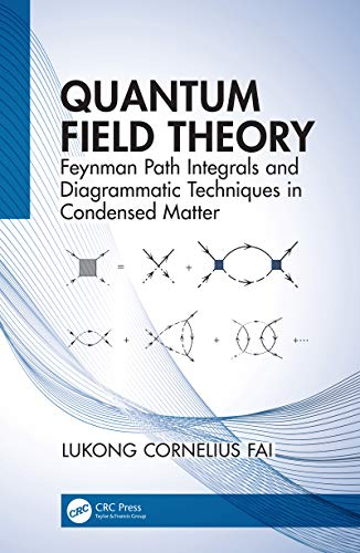 Quantum Field Theory: Feynman Path Integrals and Diagrammatic Techniques in Condensed Matter