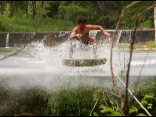 Blanco Pulls (Texas Canoe Trip)