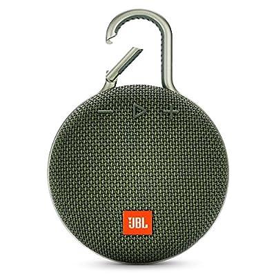 JBL Clip 3 Portable Waterproof Wireless Bluetooth Speaker
