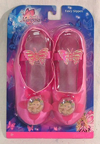 Mariposa Barbie Costume (Barbie Mariposa Fancy Slippers)