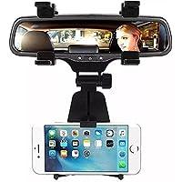 Suporte Retrovisor Universal Celular Carro Caminhão Smartfone Iphone Samsung todos