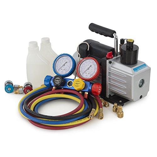 digital ac manifold gauge set - 8