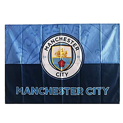 Louishop World Football Club Soccer Team Flag FC Banner for Wall Patio Garden Lawn Outdoor