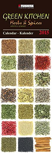 Kitchen & Spices Geburtstagskalender (Slimline Birthday)