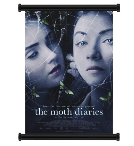 "The Moth Diaries 2012 Movie Fabric Wall Scroll Poster (16"" x 23"") Inches"