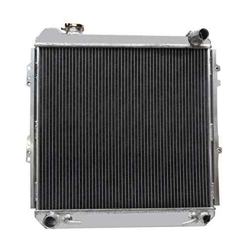 CoolingCare 3 Row Core Aluminum Radiator for 1988-1995 Toyota 4Runner Pickup SR5 &DLX 3.0L V6 Engine (Pickup Toyota Radiator 1988)