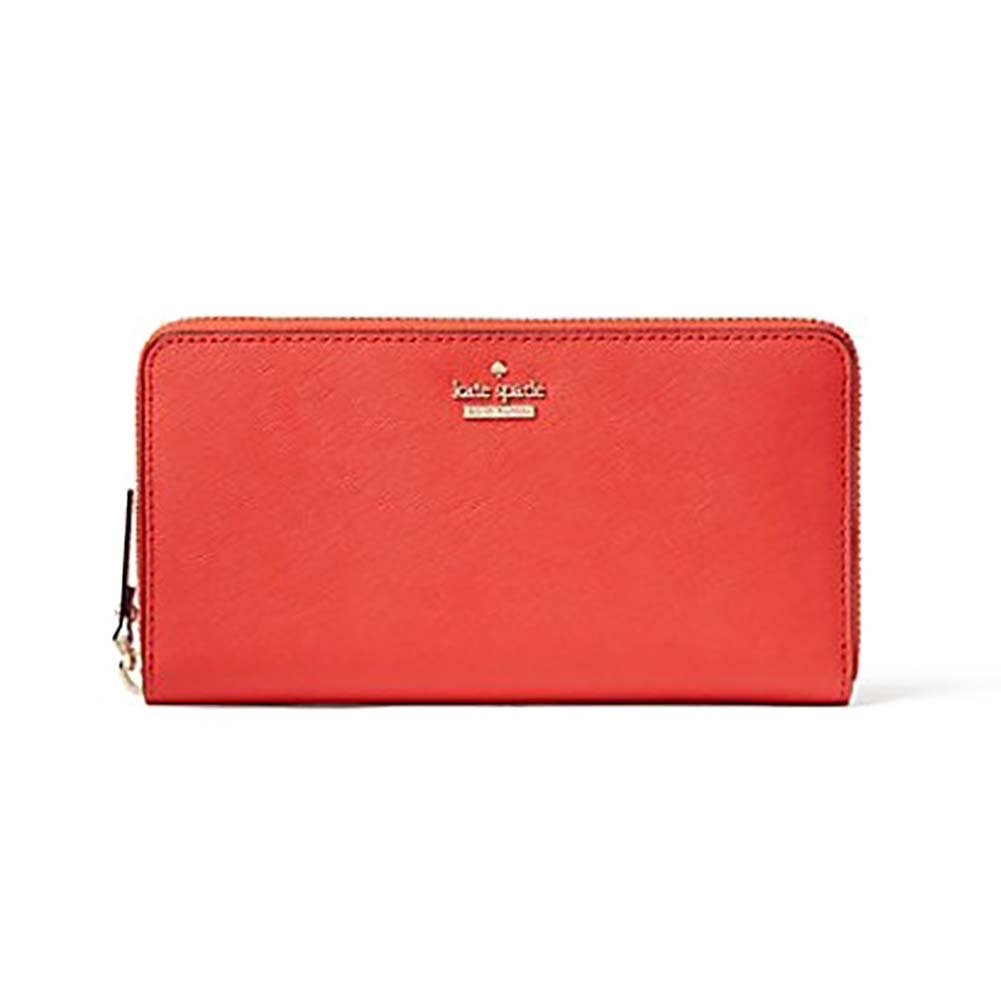 Kate Spade Women's Cameron Street Lacey Wallet, Prickly Pear, OS