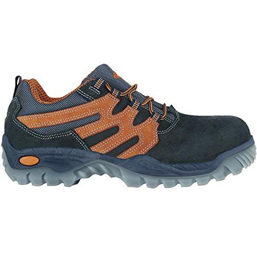 Cofra 75650-001.W37 Folk S1 P Chaussures de sécurité SRC Taille 37 Bleu